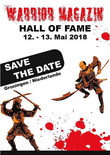 Hall of Fame 2018 in Groningen / Niederlande